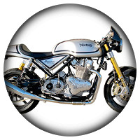 Icon Cafe Racer