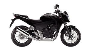 Einsteigermotorräder von Honda