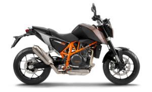 Motorrad von KTM