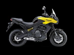 650ccm Kawasaki Versys