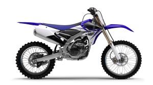 YZ 450 F von Yamaha