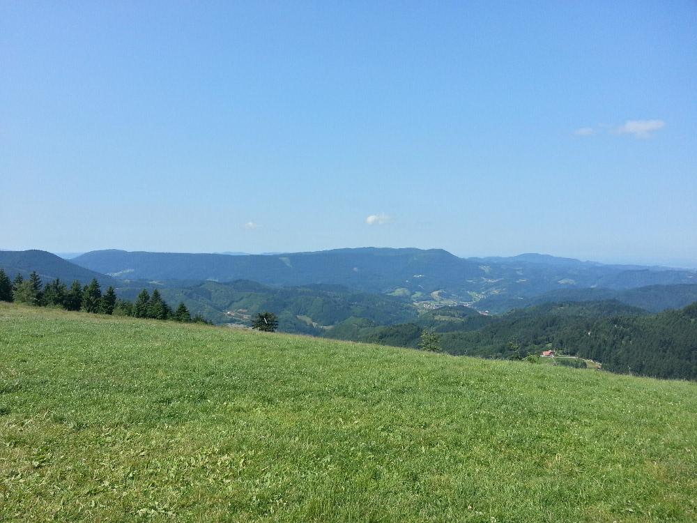 Schwarzwaldtour Konstanz nach Baden-Baden
