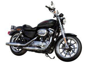 Super Low von Harley Davidson