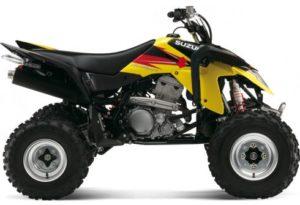 Suzuki Z 400