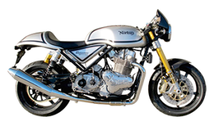 Commando 961 Cafe Racer