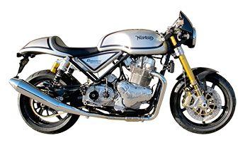Norton 961 Commando Cafe Racer