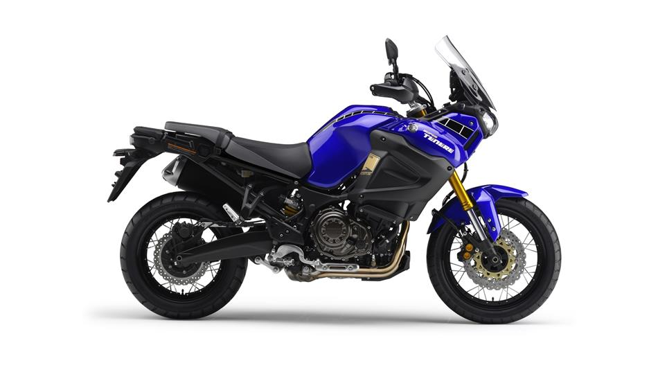 XT 1200 Super Tenere ist das ideale Adventure Bike