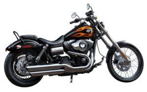 Wide Glide von Harley Davidson
