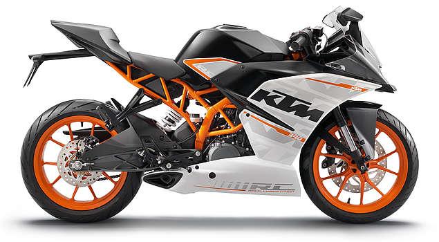 KTM RC 380