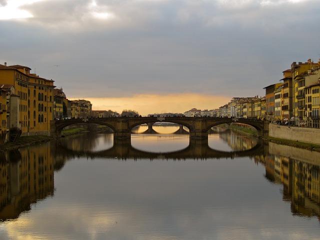 Motorradtour Berlin nach Florenz