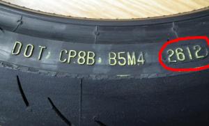 Reifenalter bestimmen