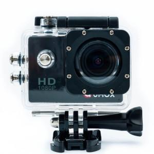 Actioncam für Motorradfahrer QUMOX SJ4000