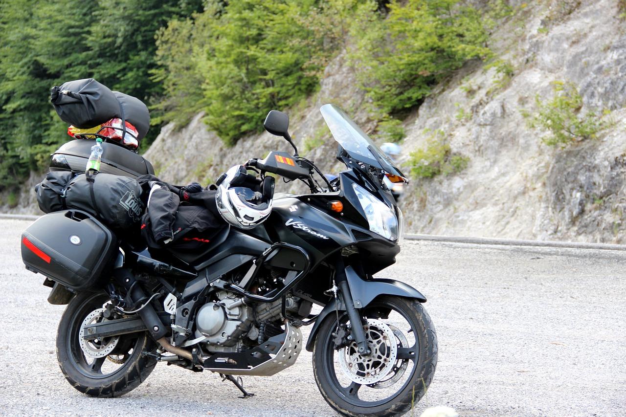 Wie plant man die perfekte Motorradtour?