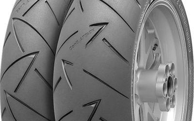 ContiRoadAttack 2 EVO GT – ein Reifen für schwere Maschinen