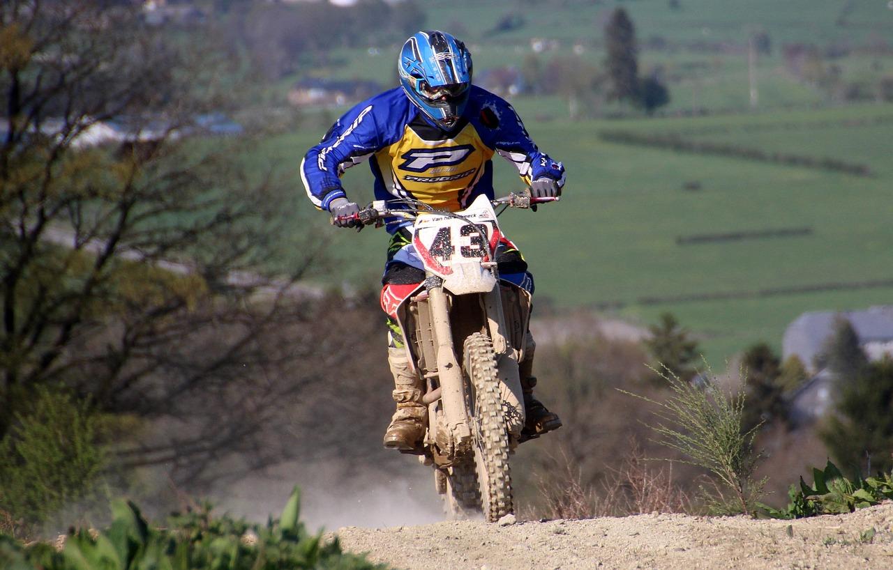 Motocross in Deutschland: Die drei besten Strecken