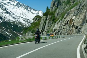 Notfallknopf für Biker