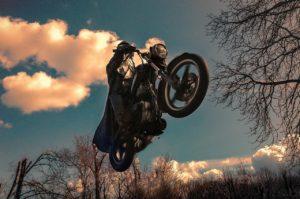 GoPro Alternative Action mit dem Motorrad