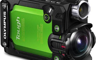 GoPro-Alternative: Olympus Tough TG-Tracker