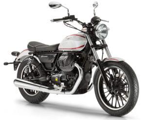 Naked bikes moto guzzi v9 roamer