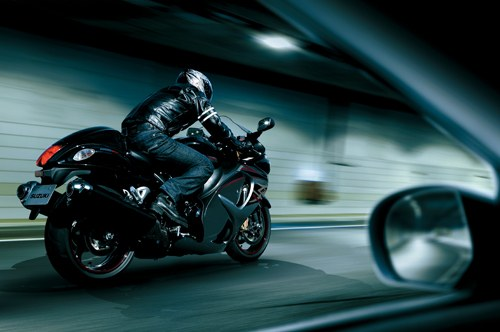 supersportler suzuki hayabusa