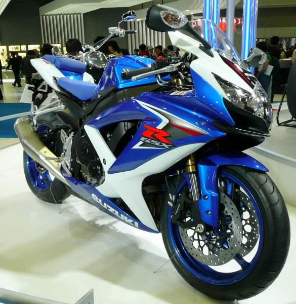 600 oder 1000cc - Suzuki GSC R600