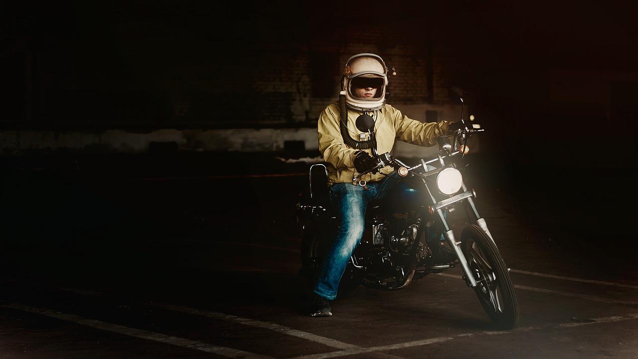 Das richtige Drunter beim Motorradfahren