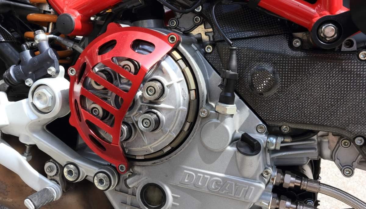 Kupplung am Motorrad kaputt