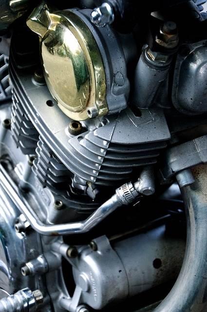 Kupplung kaputt - Motor CloseUp