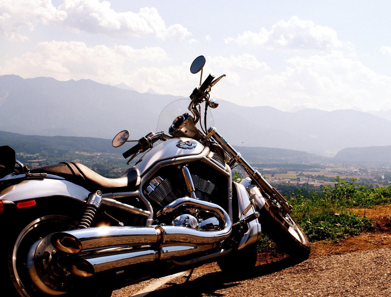 Neuer Auspuff für mein Motorrad