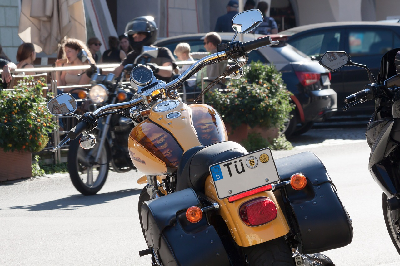 Vorbereitungen fürs Motorradjahr 2017