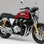 Die neuen Hondas CB1100 RS und EX