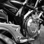 Reifenpflege im Winter auch für Motorradreifen