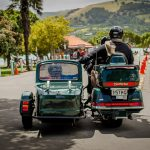 Eine Geschichte des Sidecars
